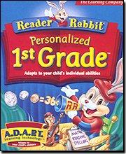 Reader Rabbit 1st Grade  [OLD VERSION]