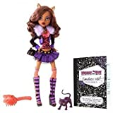 Monster High - BBC66 - Poupée - Clawdeen Wolf