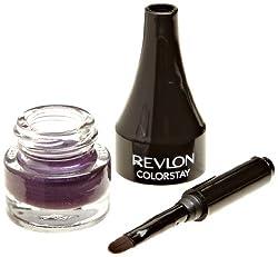 REVLON Colorstay Creme Eyeliner, Plum, 0.08 Ounce