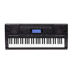 Casio CTK-5000 61 Key Personal Keyboard with MP3 Connection, SD Card Slot, and a 5 Song/6-Track Recorder