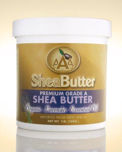 100% Unrefined Certified Grade A Shea Butter