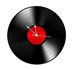 10 am Record Clock - Acrylic (180 grms)