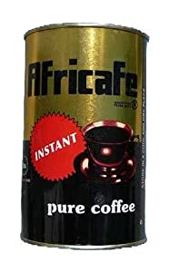 Africafe® Pure Instant Coffee 250 Grams from Tanzania tea Blenders