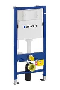 Geberit 458103001 Ensemble bâti-support Duofix UP100 + réservoir pour WC muraux 112 cm