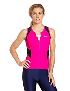 Zoot Sports Ladies Performance Tri Tank Top by Zoot