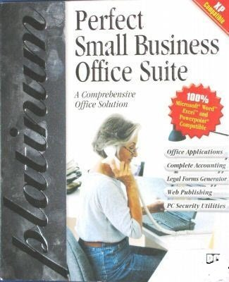 PERFECT SMALL BUSINESS OFFICE SUITE PLATINUM XP