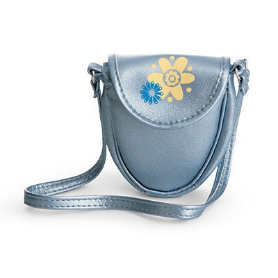 American Girl Flower Purse for Dolls - 1