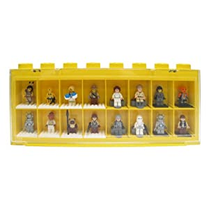 Lego Minifigure Display Case (Large)