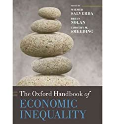 [(The Oxford Handbook of Economic Inequality )] [Author: Wiemer Salverda] [Apr-2009]