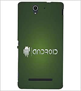 SONY XPERIA C3 ANDROID Designer Back Cover Case By PRINTSWAG