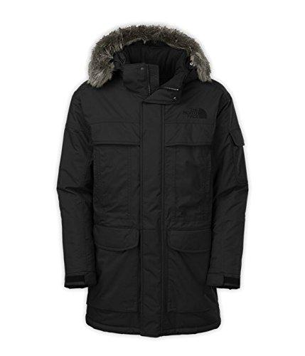 The North Face Men's Mcmurdo Parka Jacket (Large, TNF Black)