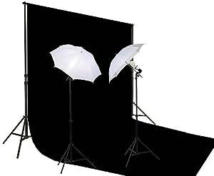 U15 10x20 Black : Photo Studio Backgrounds : Camera & Photo
