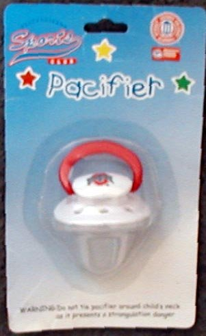 Ohio State Baby Pacifier