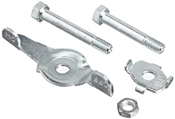 E.R. Wagner CSTR-BRKIT-01 Steel Brake Kit for 600,900 and General Purpose Casters