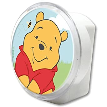 Winnie The Pooh Small Battery Operated Nursery Night Light