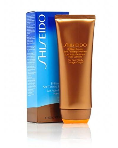Shiseido Brillant Bronze Self-Tanning Emulsion 100 ml