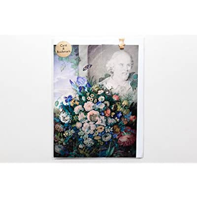 Greetings Card: Shakespeare's Flowers Card & Bookmark