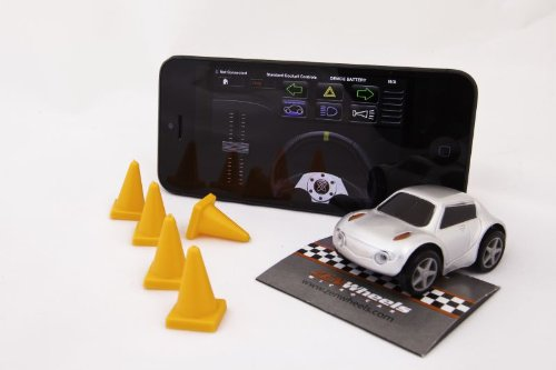 One ZenWheels Micro Rc Car For IPhone Colors Ship At