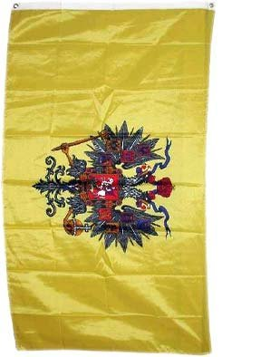 Russia ROYAL (Imperial) Standard Flag - 3 foot by 5 foot Polyester(NEW)