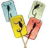 Scorpion Lollipop (4 Count) *Apple, Bannana, Blueberry, Strawberry*