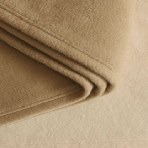 8-Each Twin 72X90 Tan Hotel Blankets Snowstorm Manufacturer-Wholesale Blankets For Hotels front-412753