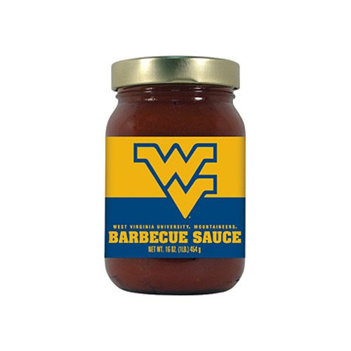 West Virginia Mountaineers Sweet And Smoky BBQ Sauce