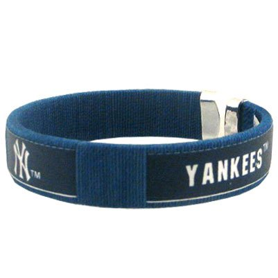 New York Yankees MLB Baseball Bracelet