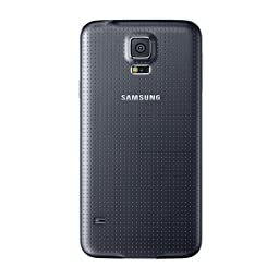 Samsung Galaxy S5 Case Wireless Charging Battery Cover - Black
