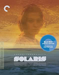 Solaris (The Criterion Collection) [Blu-ray]