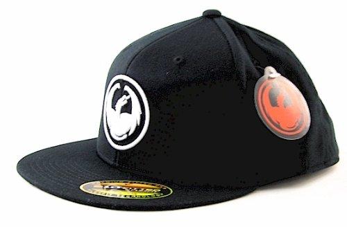 Dragon Icon Hat Premium 210 Fitted Flexfit Cap 35015aa0afc