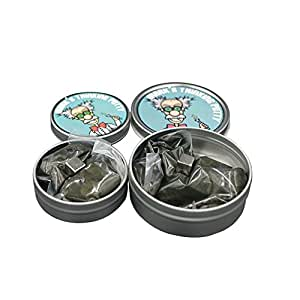 Amazon.com: Besttalent 80g 120g Super Magnetic Thinking Putty