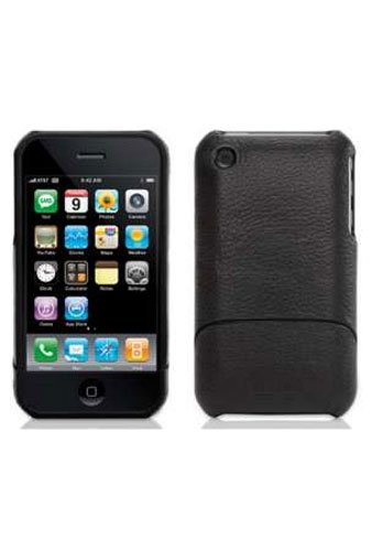 Griffin Elan form Case with EasyDock for iPhone 3G, 3G S (Black)