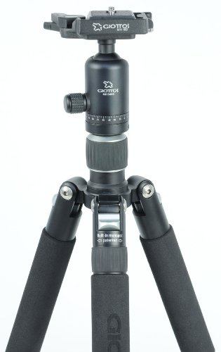 Giottos VGRN9255 Vitruvian Aluminium Tripod with MH5400-652 Ball Head
