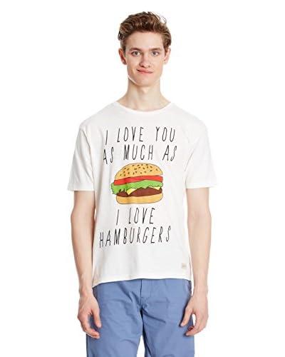 Springfield T-Shirt Manica Corta [Écru]