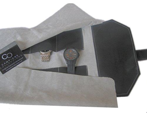 Rotolo professionale da gioielleria porta 12 orologi portaorologi da cassaforte o da viaggio