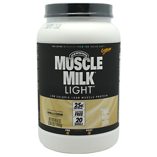 Muscle Milk Light Vanilla - 3.31 Lb