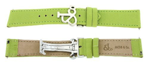 jacob-co-echtem-satin-grun-kurz-20smm-40-mm-watch-strap