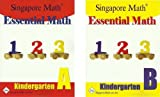 img - for Essential Math Kindergarten SET--Books A and B book / textbook / text book