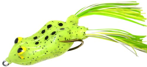 Snag Proof Moss Master Tournament Frog Lure (Chartreuse, 1/4-Ounce)