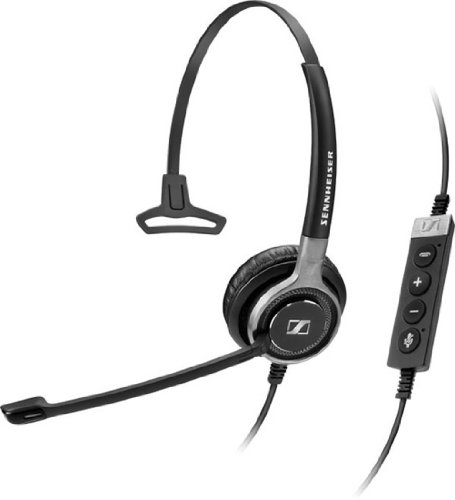 Sennheiser Century Sc 630 Usb Ctrl Premium Single-Sided Wired Headset (504554)