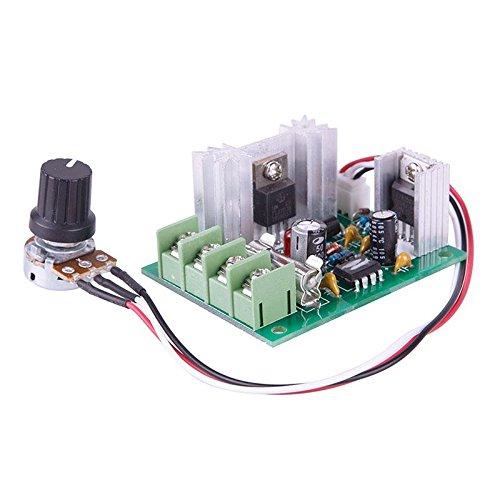 Dc 10V-30V 120W Pulse Width Modulation Pwm Motor Regulator Speed Control Switch
