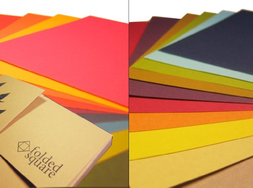 1,000 sheets Pantone Origami Paper - Complete Colour Collection