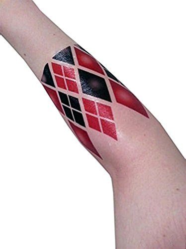 Harley Quinn Arm Tattoo