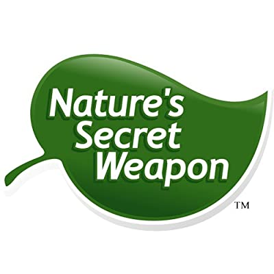 Nature's Secret Weapon 100% Natural Pet-Dog-Cat Urine Stain and Odor Remover Economical 16 oz. Concentrate Makes (2) 32oz Spray Bottles - Made by National Pet Odor Removal Experts. Guaranteed to Work Better than any other Cat Urine Remover, Dog Urine Remo