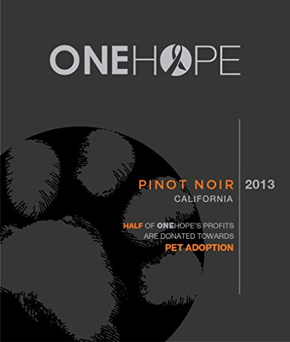 2013 Onehope California Pinot Noir 750 Ml
