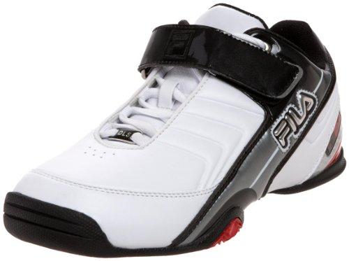 Fila Men's Clutch Low II Strap Basketball Shoe