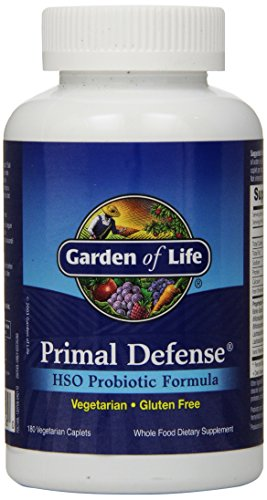 Garden of Life Primal Defense, 180 Caplets