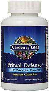 Garden of Life Primal Defense, 180 Caplets