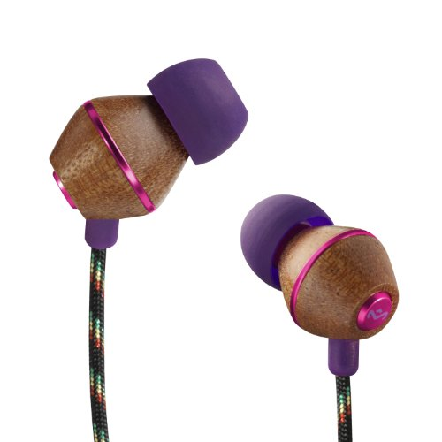 The House Of Marley Em-Je010-Ro People Get Ready - Jammin' In-Ear Headphone - Royal