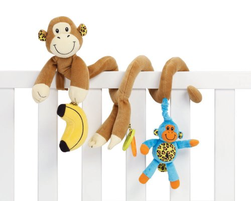 Earlyears Stroll Along Monkey Spiral (Discontinued by Manufacturer)